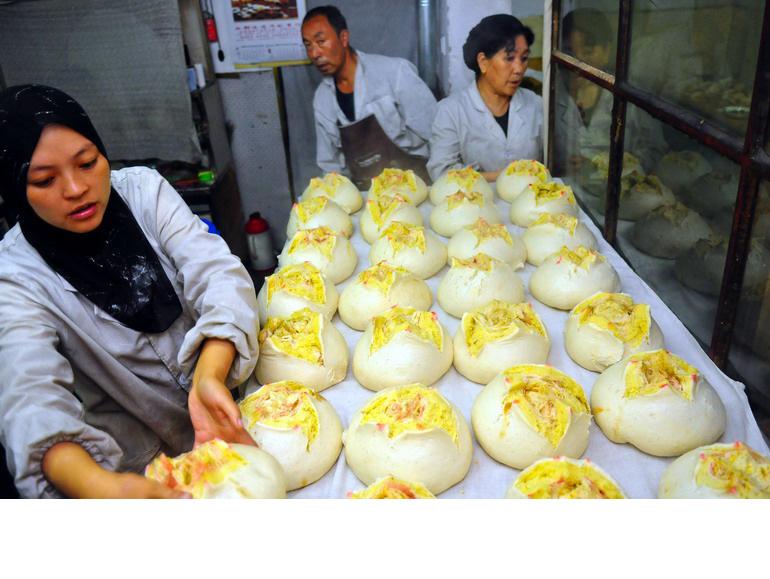 青海大月饼传统民俗